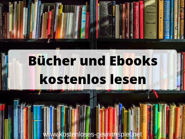 Bücher Kostenlos Lesen