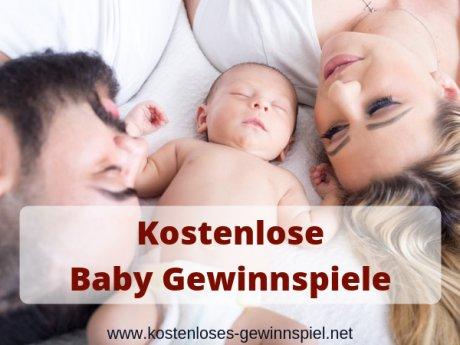 Gewinnspiele Baby Ausstattung